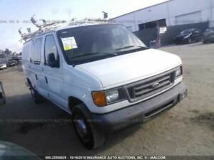 Rear Bumper With Step Bumper Painted Fits 94 14 Ford E150 Van 275233