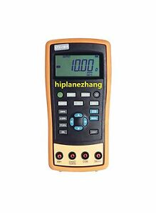 Hi accuracy 0 02 Thermocouple Rtd Temperature Calibrator 8tc 4rtd Source 2010