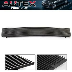 Polished Aluminum Billet Grille Main Upper Grill For Ford Bronco F Series 92 96