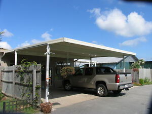 12 x16 Free Standing Aluminum Patio Cover Kit 032