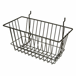 Econoco Multi Fit Basket For Pegboard Slatwall And Gridwall Bins And Baskets