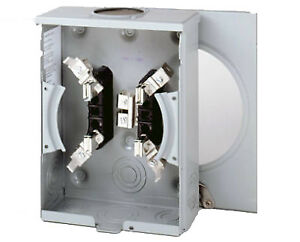 Eaton Corporation 100a Single Residential Meter Socket Uhtrs101be