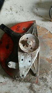 Stihl Oem Ts350 Concrete Saw Blade Cover Pulley Bracket Blade Parts Lot 110