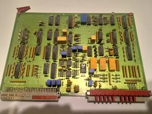 Philips Attentie Mos Circuit Board Pcb 4022 332 6539 Xray Diffractometer