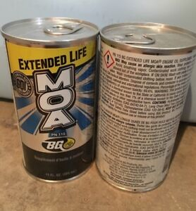 Pn 115 Bg Extended Life Moa Engine Supplement Gdi Recommended Free Shipping