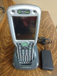 Hand Held Products Pocket Pc Dolphin 9500 Scanner W Charger By Honeywell