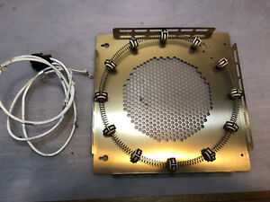 Varian 3800 Gc Oven Heater Assembly