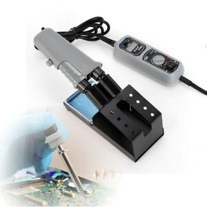 Yihua 938d Portable Hot Tweezers Mini Soldering Station 110v For Bga Smd