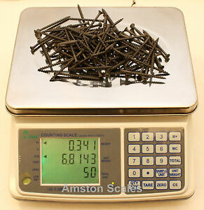 31 Off Refurbished used Counting Parts Coin Scale 16 X 0005 Lb 7 5 Kg X 0 2 G