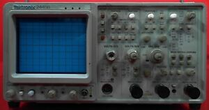 Tektronix 2445b 150mhz 4 Channel Oscilloscope B052945