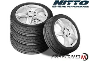 4 Nitto Nt421q 275 55r20 117v Xl Premier All Season High Performance Tires