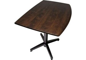 Ergotron Desk35 Sit stand Height adjustable Worksurface Desk Hazelnut 429 99