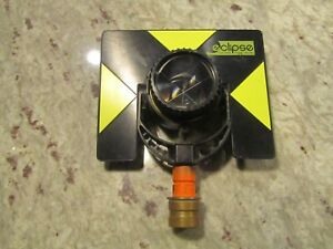 Seco Eclipse Single Prism Assembly With Friction Camp Tilting Target