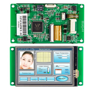 Stone 3 5 Programmable Lcd Display With Rs232 rs485 ttl Uart For Industrial