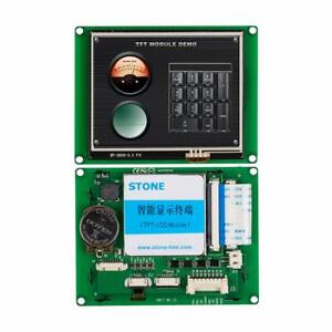 Stone 3 5 Inch Hmi Touch Screen Display Tft Lcd Module With Rs232 ttl Uart Port