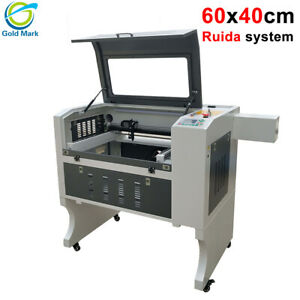 Co2 Laser Engraving Cutting Machine 4040 40w 400 400mm For Wood Leather Acrylic