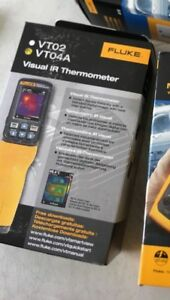 Fluke Visual Ir Thermometer Vt04a Global Limited Time Deal