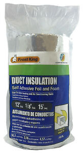 Thermwell Products 1 8x1x15duct Insulation Fv516