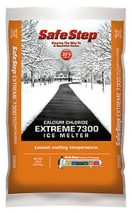 Compass Minerals Extreme 7300 Ice Melter Calcium Chloride 20 lb Bag 50820