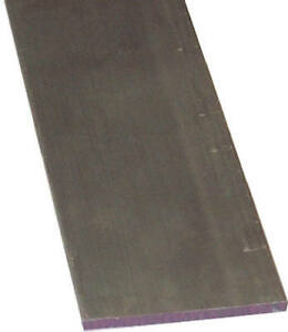 Steelworks Boltmaster Flat Steel Bar Stock 1 8 X 1 X 36 in 11653