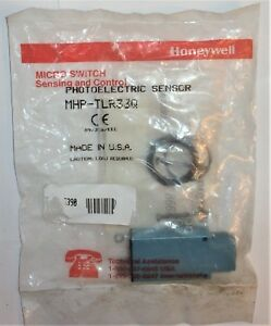 Honeywell Micro Switch Mhp Tlr33q Photoelectric Sensor New In Package