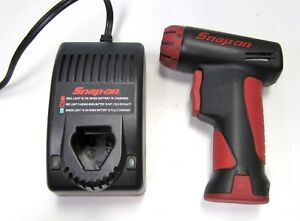 L k Snap on Impact Cts561cls 1 4 Screwdriver 7 2v With Charger