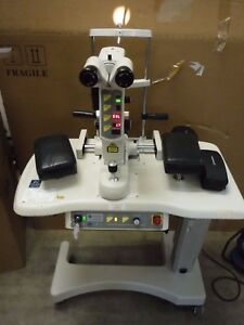 Lightmed Lpulsa Syl9000 Yag Laser Ophthalmic