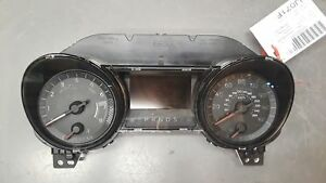 Speedometer Instrument Cluster Mph At Fr33 10489 Eg Ford Mustang Gt 5 0l 15
