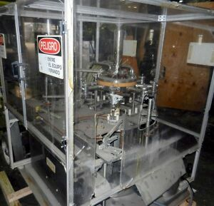 Biner 8 Head Versa Filler Volumetric Filler