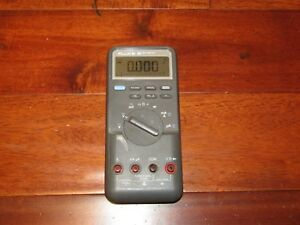 Fluke Model 85 Multimeter Good Cond