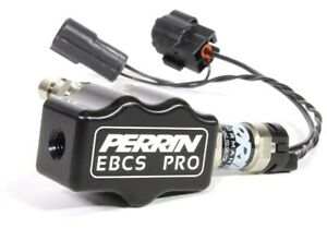 Perrin Ebcs Pro Electronic Boost Control Solenoid For 2015 2018 Subaru Wrx