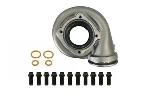 Gtp38 Turbo Upgrade 1 0 A r Turbine Exhaust Housing For 99 03 7 3l Powerstroke