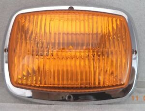 Federal Signal Corp Model Gs5 Series A Amber Strobe Tube Assembly P n Gs5 a
