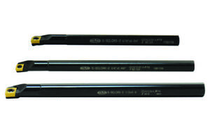 Shars 3pcs Sclcr Indexable Boring Bar Set 5 16 3 8 1 2 3 Inserts 70 Off P