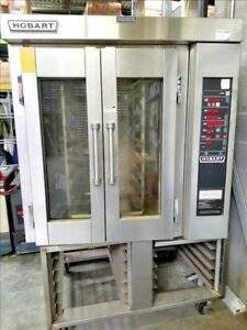Hobart Ov300e Electric Mini Rotating Rack Convection Oven