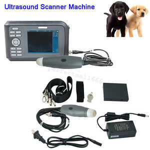 Veterinary Wristscan Ultrasound Scanner Machine Handscan For Farm Animals usa