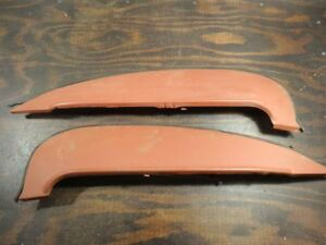 Nos 1960 Ford Fender Skirts Ford Lincoln Mercury Edsel Fo 60 R278
