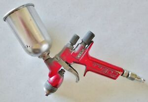 Binks Cub Slg Touch Up Gravity Feed Hvlp Paint Spray Gun