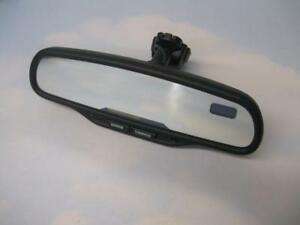 Gmc Envoy Rainier Rear View Mirror Dim Compass Temp 2006 2009 Oem