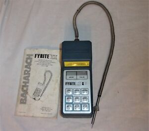 Bacharach Fyrite Ii 24 7050 24 7048 Combustion Analyzer 24 7048 24 7050