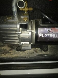 Jb Industries dv 200n Platinum Deep Vacuum Pump 7 Cfm 2 Stage Hvac