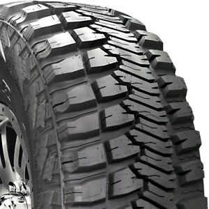 4 Goodyear Wrangler Mt r With Kevlar Lt31x10 50r15 Load C 6 Ply M t Mud Tires