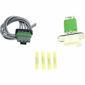 New Blower Motor Resistor Chevy Chevrolet Colorado Gmc Canyon Ssr 2003 2006