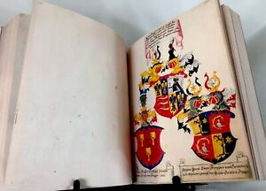 The Secret Book Of Honors Of The Fugger Family 1545 Facsimile