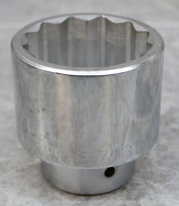 Wright 1 Drive 2 7 16 Impact Socket 8178 Made In Usa