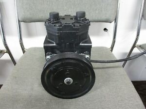 Omega Replacement Parts 20 21008 Am Compressor York Et210l W Clutch 2 Wire Pv6 5