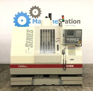 Okuma Esv 3016 Cnc Vertical Machining Center 8000 Rpm Osp u10m Mill Mori