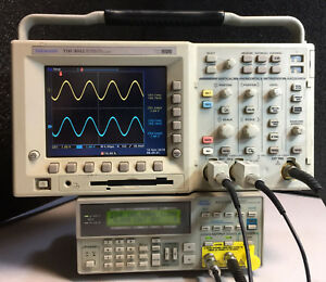 Tektronix Tds3052 2 Ch Dpo Oscilloscope 500mhz 5gs s With New Lcd