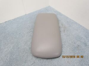 95 01 Ford Explorer Mercury Mountaineer Console Lid Armrest Grey
