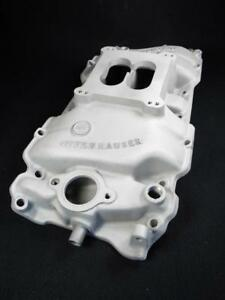 Offenhauser Bb Chevy 396 402 427 454 Rectangular Port Intake Looks Gnu